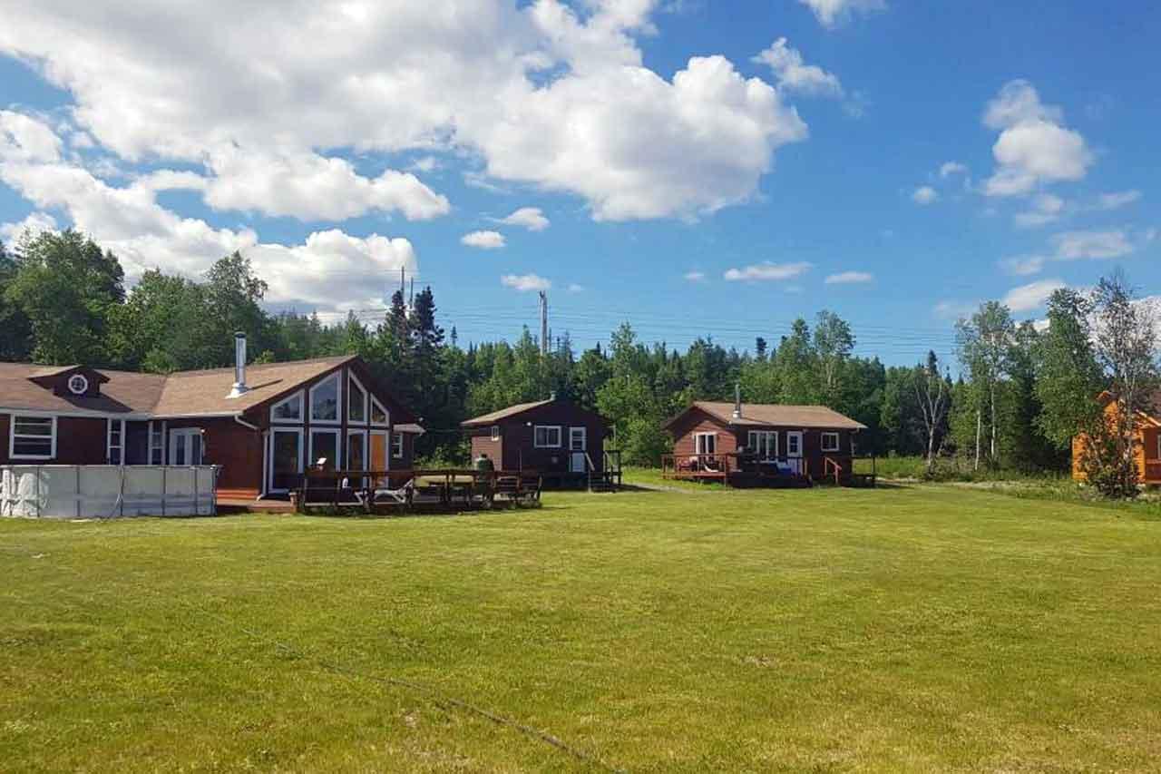 Red Indian Lake Lodge