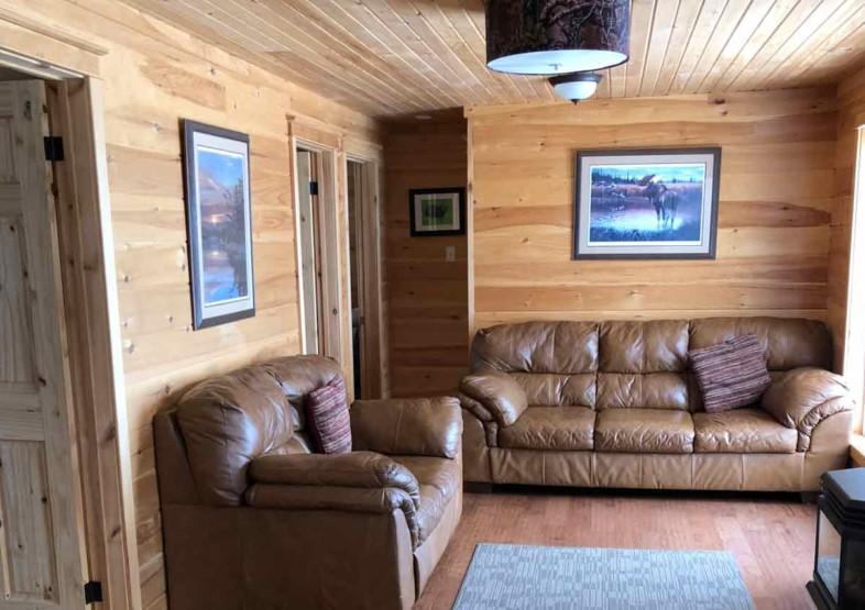 Newfoundland Hunting Lodges Moose Woodland Caribou and Black Bear at Red Indian Lake Outfitting