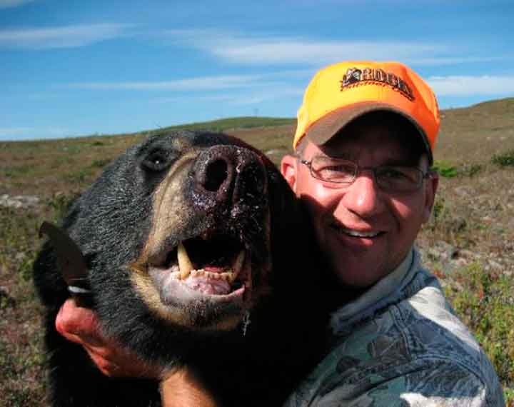 Newfoundland Black Bear Hunts Red Indian Lake Outfitting NL
